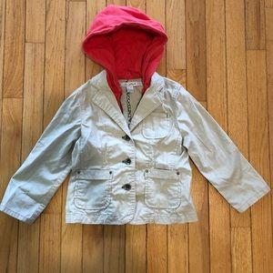Zara Toddler Girls Jacket